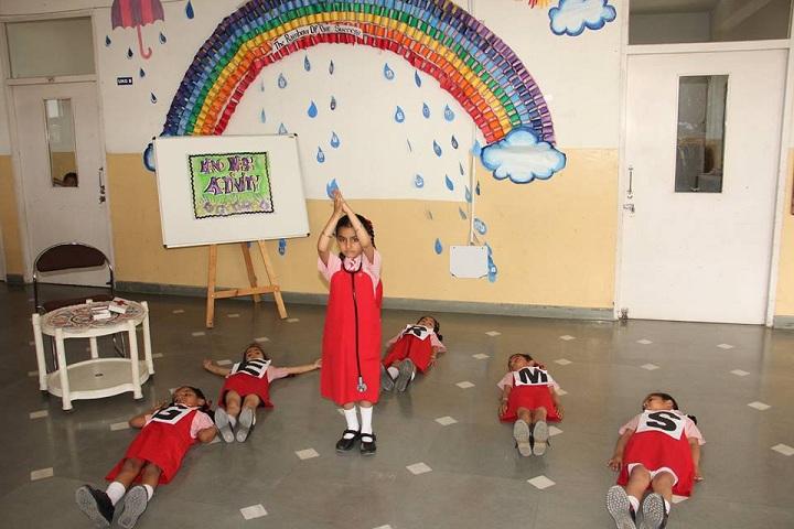 Dr RC Jain Innovative Senior Secondary Public School-Activities