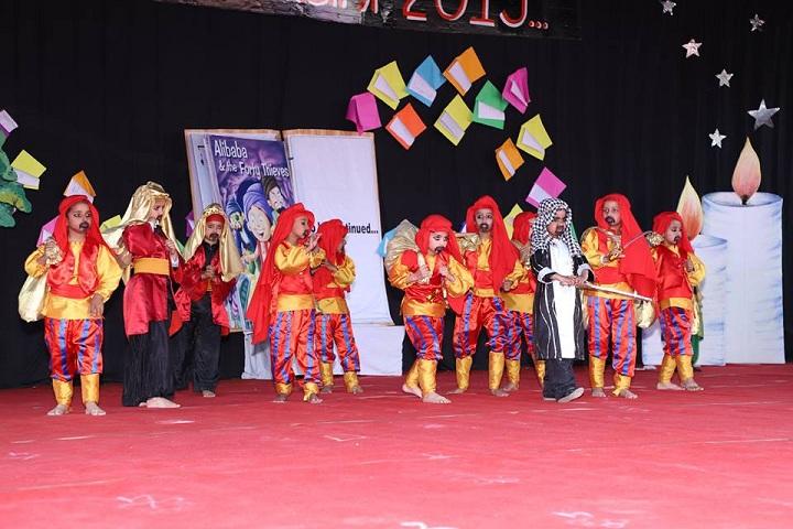 Dr RC Jain Innovative Senior Secondary Public School-Events