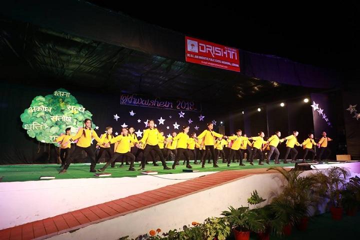 Dr RC Jain Innovative Senior Secondary Public School-Dance