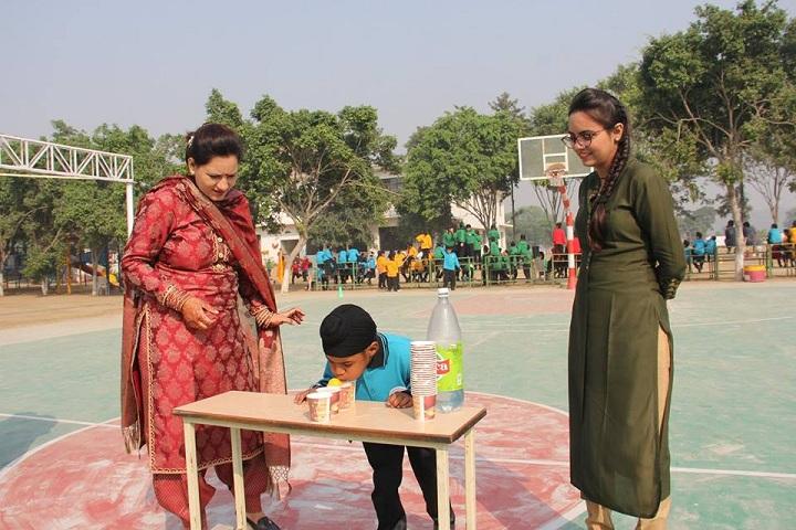 Dr RC Jain Innovative Senior Secondary Public School- Fun Festival