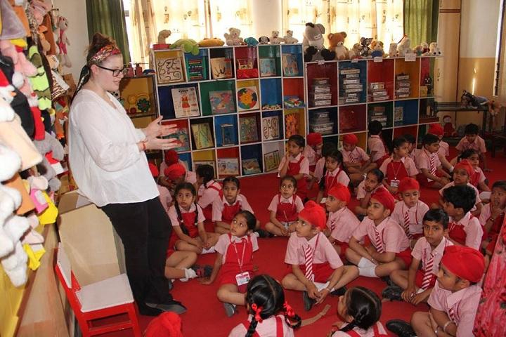 Dr RC Jain Innovative Senior Secondary Public School-Kindergaten
