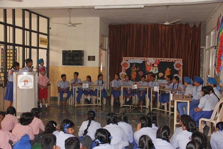 Dr RC Jain Innovative Senior Secondary Public School-Quiz competition