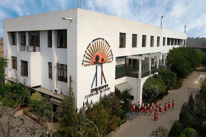 Dr RC Jain Innovative Senior Secondary Public School-School Campus