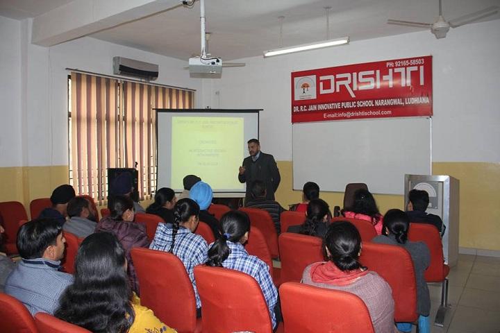 Dr RC Jain Innovative Senior Secondary Public School-Seminar