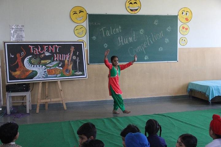 Dr RC Jain Innovative Senior Secondary Public School-Talent Hunt Competition