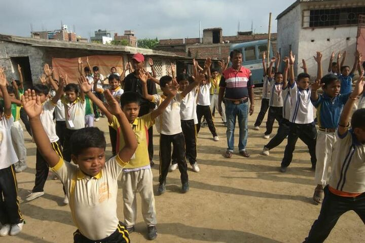 Holy Central School-Exercise