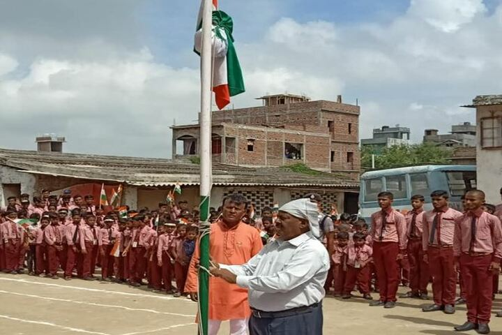 Holy Central School-Independence Day Celebrations