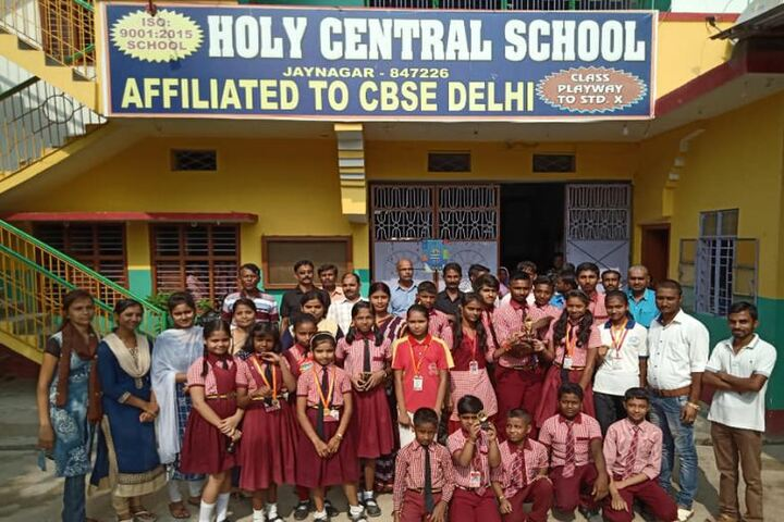 Holy Central School-Prize Winners