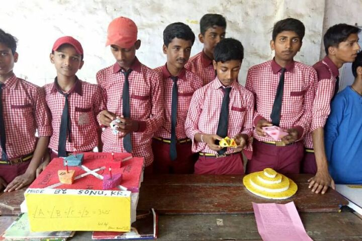 Holy Central School-Science Exhibition