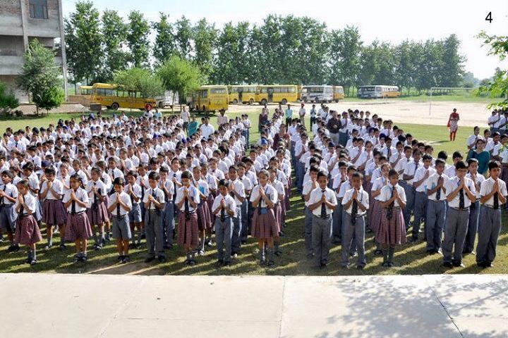 Eastwood International School- Assembly