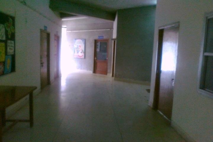 Eastwood International School- Corridors