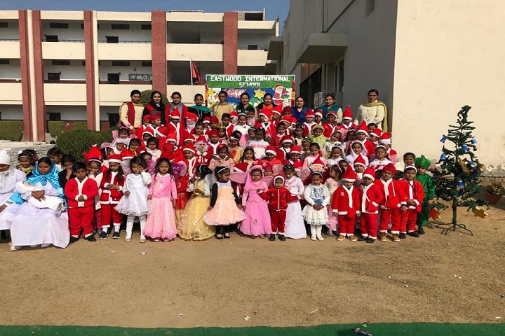 East Wood International School-Christmas Celebrations