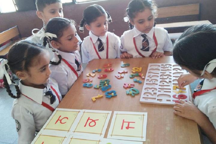 East Wood International School-Classrooms