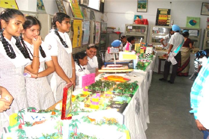 East Wood International School-Science Exhibition