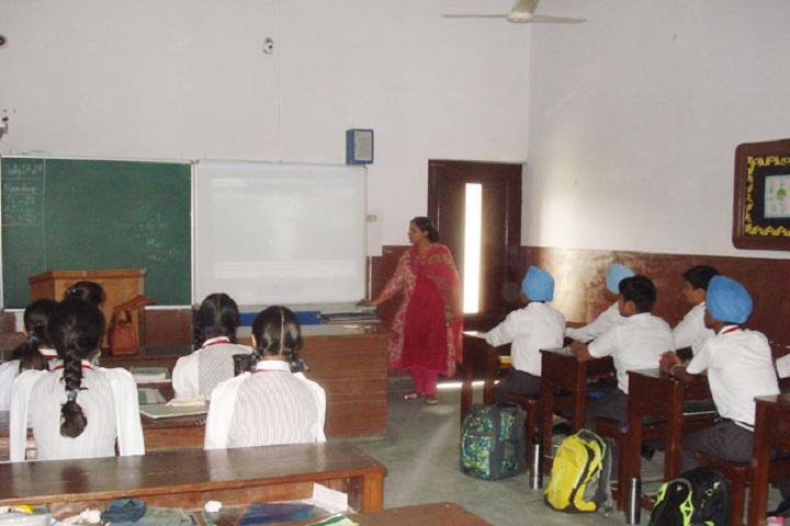 East Wood International School-Smart Classes