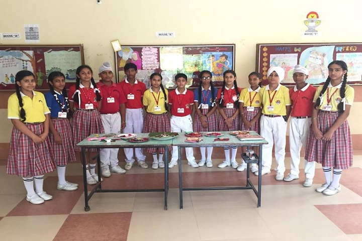 Ekam Public School-Activities