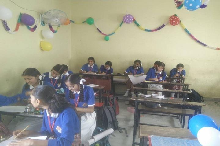 Ekam Public School-Classrooms