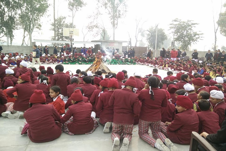 Ekam Public School-Festival Celebrations