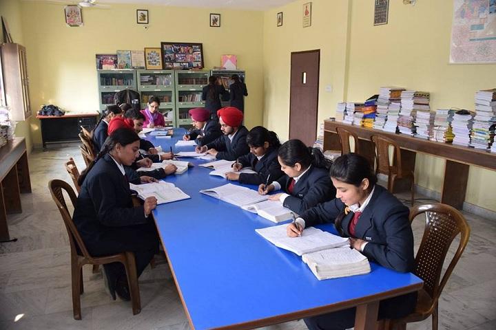 Ekam Public School-Library