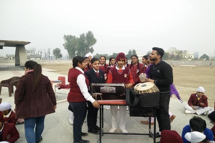 Ekam Public School-Music
