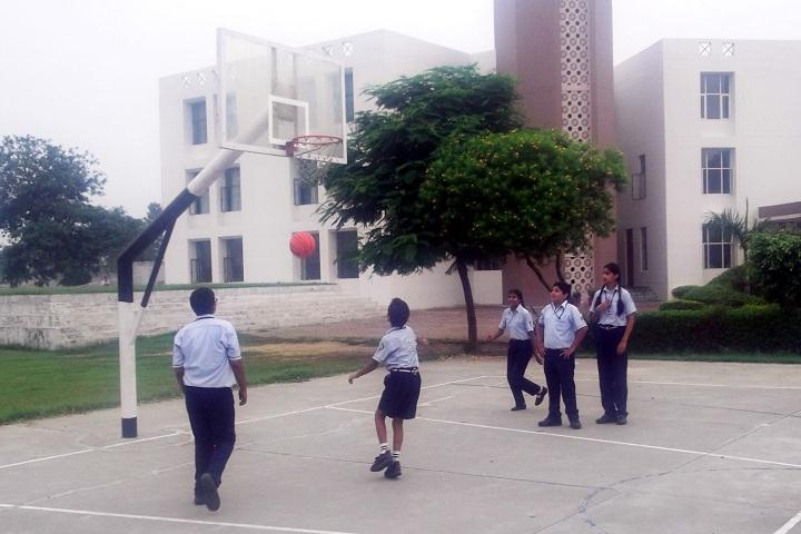 Eklavya School-Basket Ball