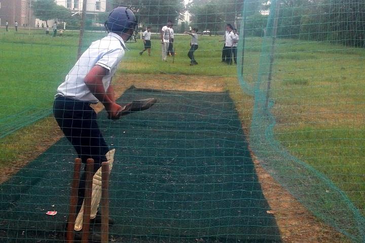 Eklavya School-Cricket