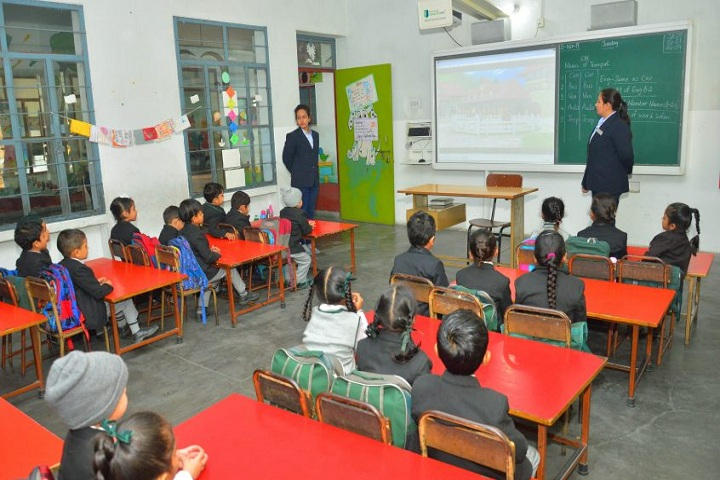 EMM AAR International School-Smart Classes