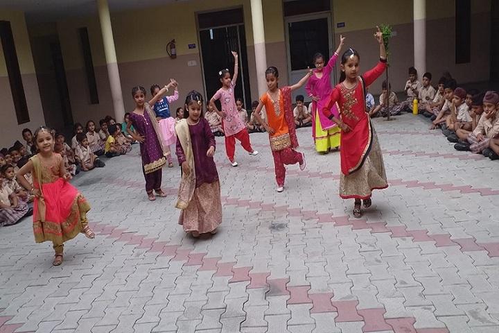 Excelsior Convent School-Celebrations