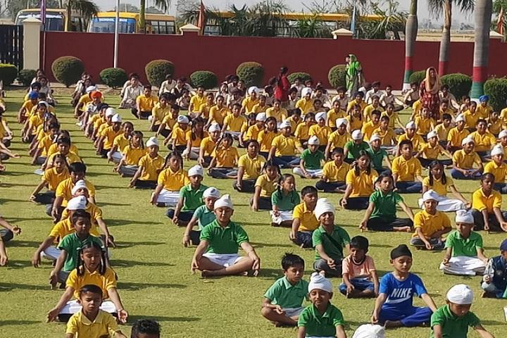 Excelsior Convent School-Meditation