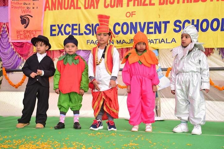 Excelsior Convent School-Fancy Dress