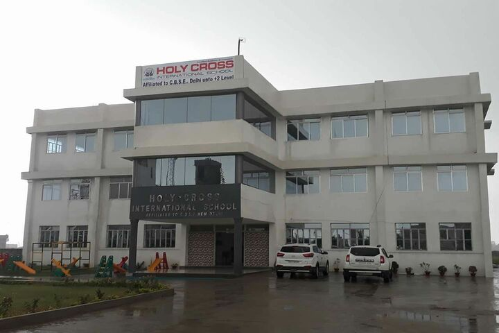 Holy Cross International School-Campusview