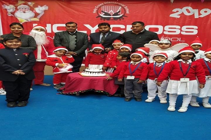 Holy Cross International School-Christmas Celebrations