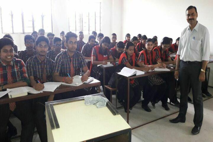 Holy Cross International School-Classroom
