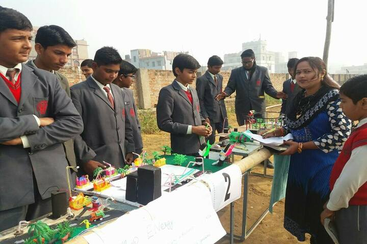 Holy Cross International School-Science Exhibition