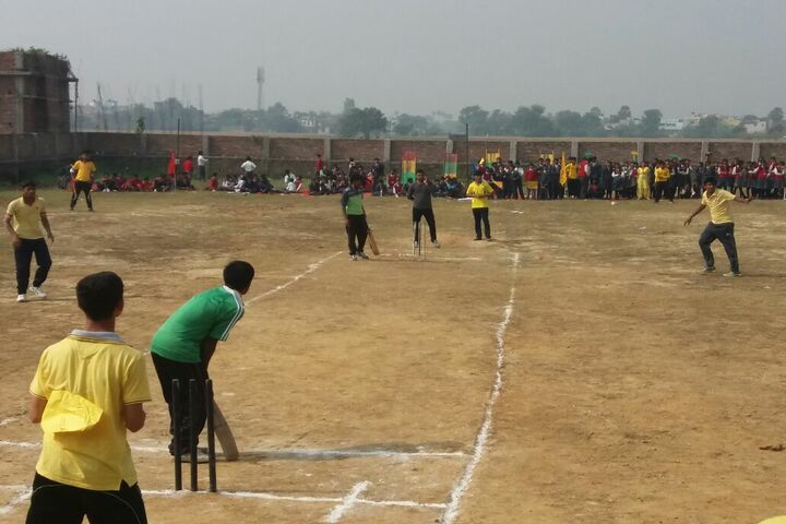 Holy Cross International School-Sports