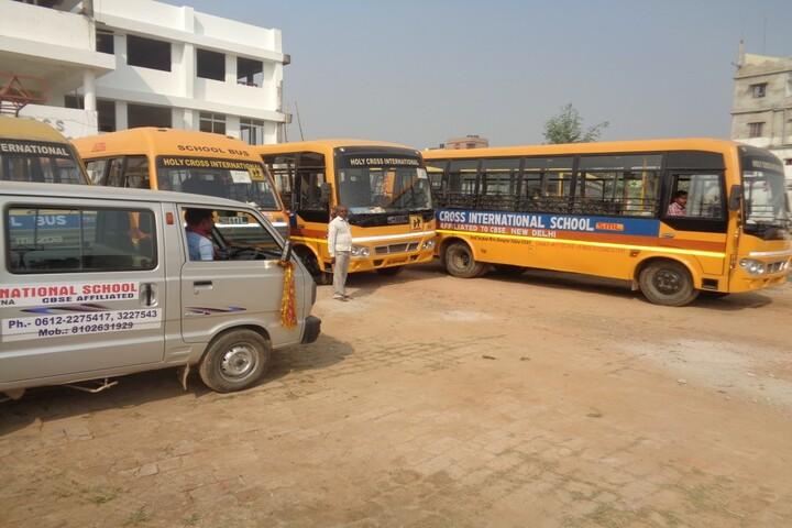 Holy Cross International School-Transport