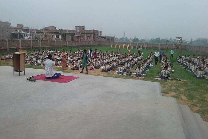 Holy Cross International School-Yoga