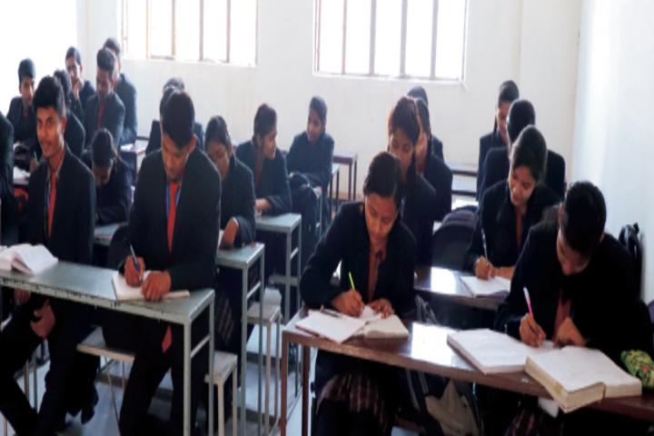 Holy Cross International School- Classroom