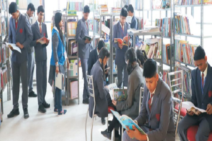 Holy Cross International School- Library