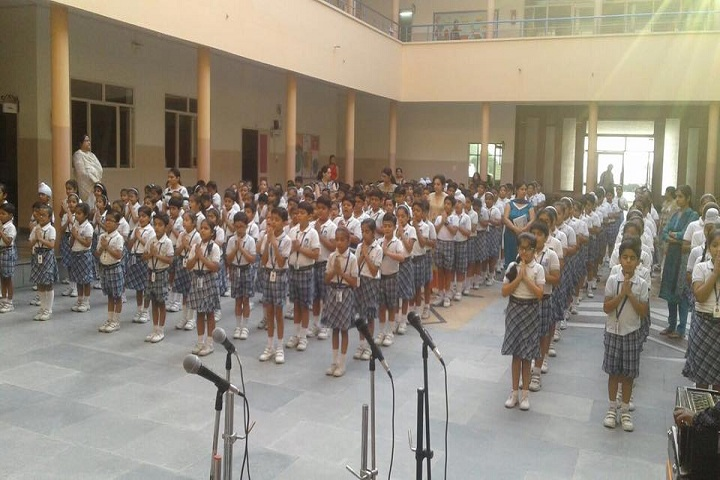 Excelsum High School- Assembly
