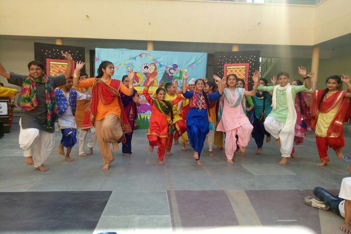 Excelsum High School- Baisakhi Celebrations