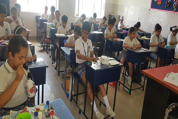 Excelsum High School- Classrooms