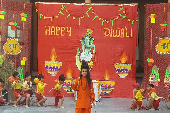 Excelsum High School- Diwali Celebrations