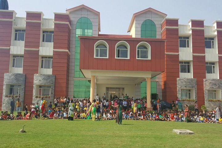 Excelsum High School- School Campus