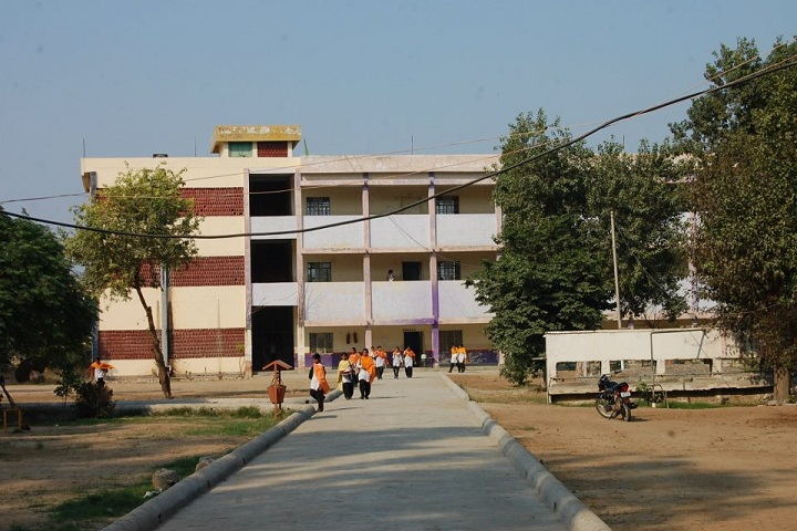 Ferozeshah Anglo Sikh War Memorial Public Senior Secondary School-School Campus