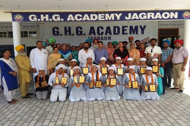 G H G Academy-Award Distribution