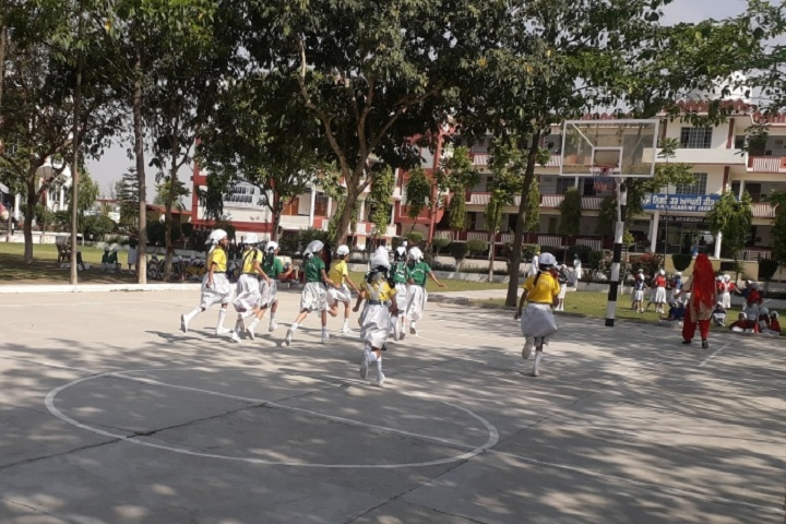 G H G Academy-Basket Ball