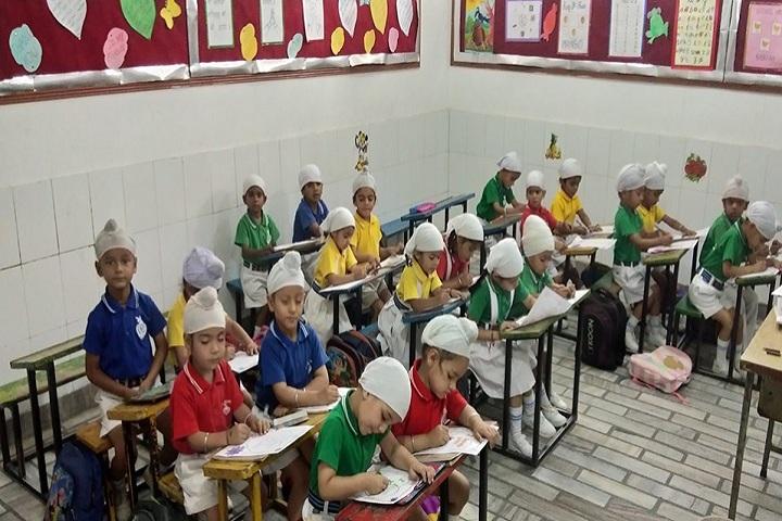 G H G Academy-Classrooms