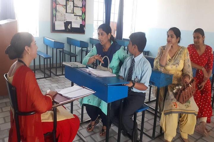 G H G Academy-Parents Teacher Meeting