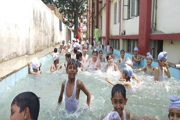 G H G Academy-Swimming Activity